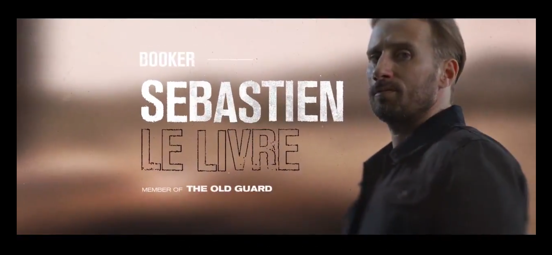 Sebastien Le Livre - Booker