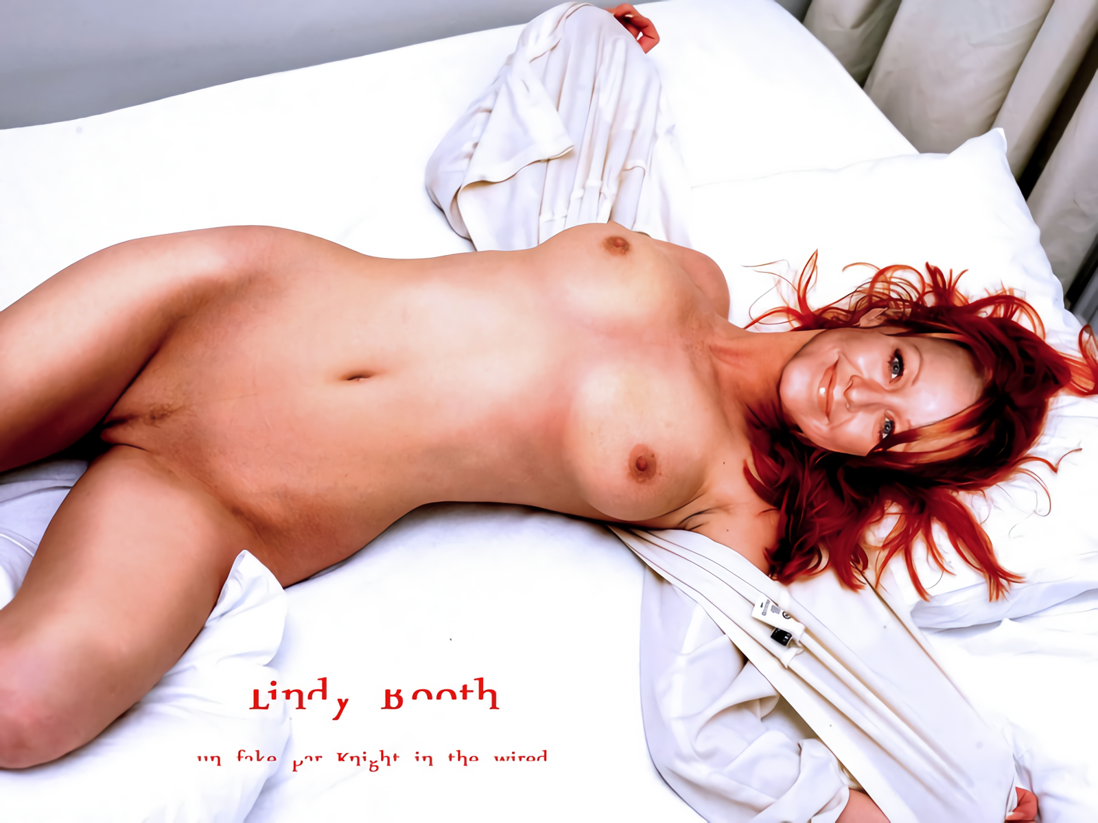 Lindy Booth Cry Wolf Deleted Scene Sexy