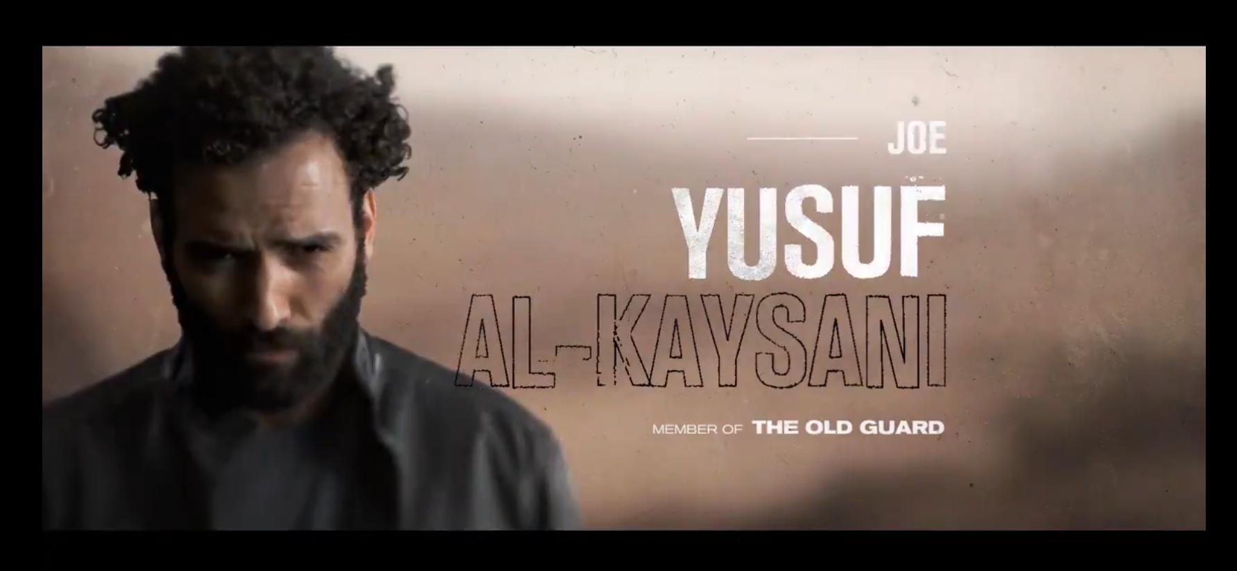 Yusuf Ibrahim Muhammad Al-Kaysani - Joe