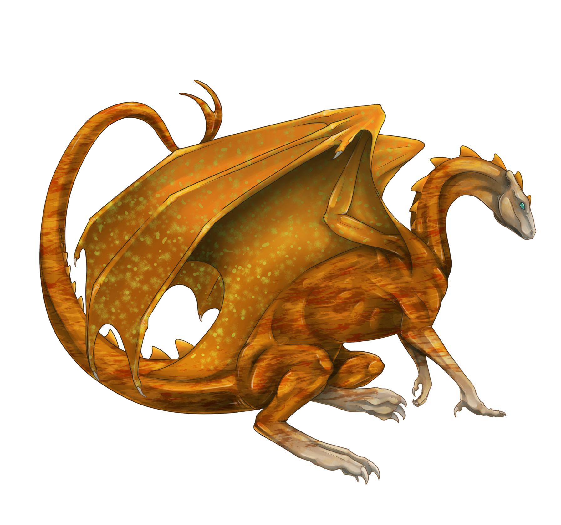 Gold dragons weyr organon italia spa