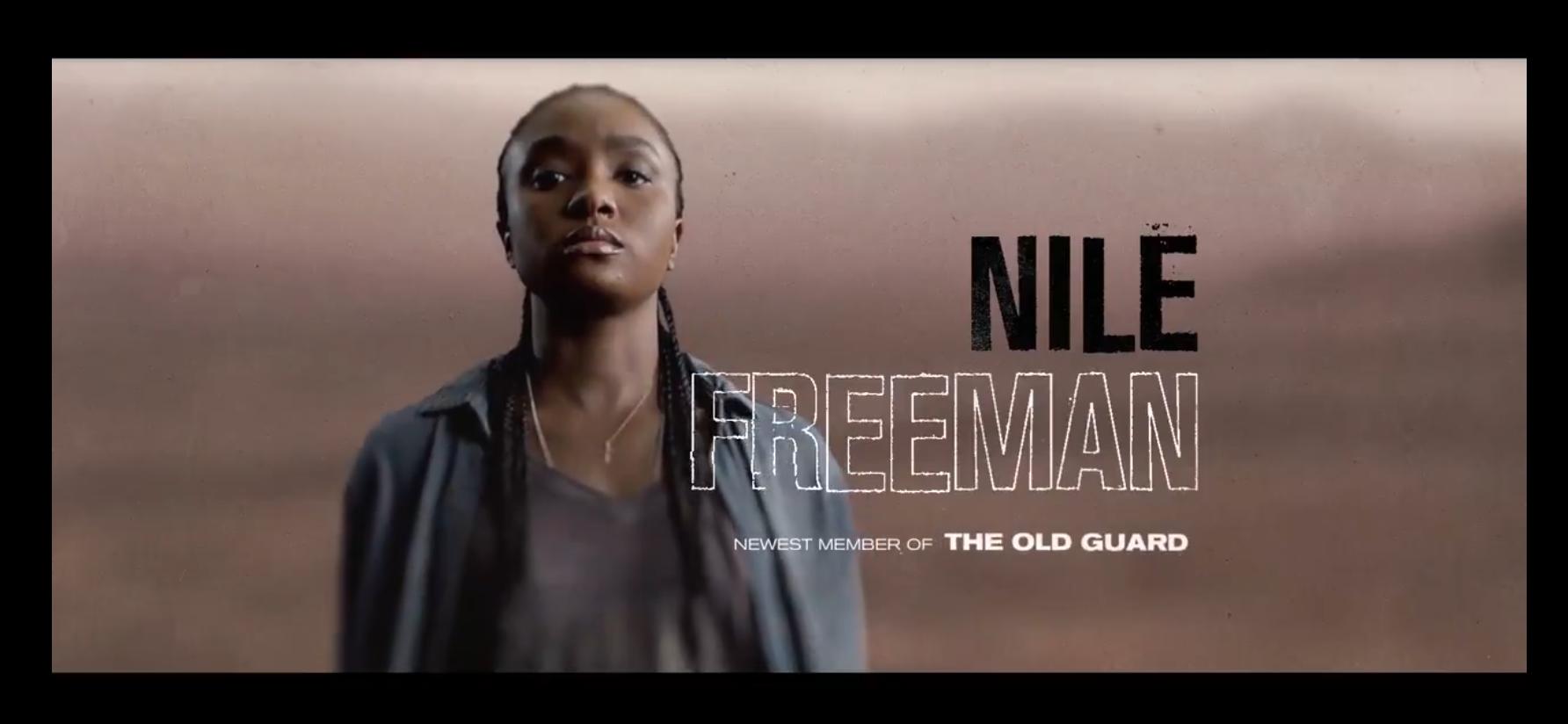 Nile Freeman